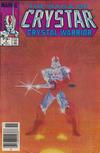 Cover Thumbnail for The Saga of Crystar, Crystal Warrior (1983 series) #4 [Canadian]