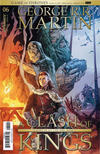 Cover Thumbnail for George R.R. Martin's A Clash of Kings (2017 series) #6 [Cover B Mel Rubi]