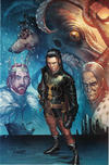 Cover Thumbnail for George R.R. Martin's A Clash of Kings (2017 series) #6 [Incentive Mike Miller Virgin Cover]