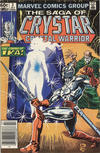 Cover Thumbnail for The Saga of Crystar, Crystal Warrior (1983 series) #2 [Newsstand]
