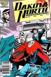 Cover for Dakota North (Marvel, 1986 series) #2 [Newsstand]