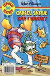 Cover for Donald Pocket (Hjemmet / Egmont, 1968 series) #58 - Onkel Skrue går i vannet [3. utgave bc-F 390 02]