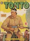 Cover for Tonto (World Distributors, 1953 series) #20