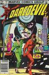 Cover for Daredevil (Marvel, 1964 series) #197 [Canadian]