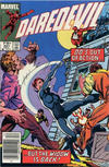 Cover Thumbnail for Daredevil (1964 series) #201 [Canadian]