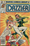 Cover Thumbnail for Dazzler (1981 series) #22 [Canadian]