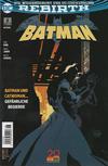 Cover for Batman (Panini Deutschland, 2017 series) #6 [Regular Cover]