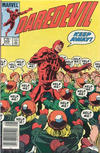 Cover Thumbnail for Daredevil (1964 series) #209 [Canadian]