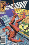 Cover for Daredevil (Marvel, 1964 series) #210 [Canadian]
