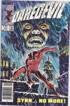 Cover Thumbnail for Daredevil (1964 series) #214 [Canadian]