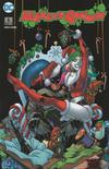 Cover Thumbnail for Harley Quinn (2017 series) #4 - Niedere Regionen [Glitzer-Variantcover]