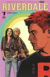 Cover for Riverdale (Archie, 2017 series) #1 [Cover C - Francesco Francavilla]