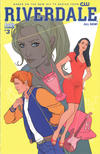 Cover for Riverdale (Archie, 2017 series) #3 [Cover B Marguerite Sauvage]