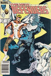 Cover for The Defenders (Marvel, 1972 series) #131 [Canadian Newsstand Edition]