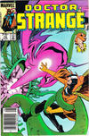 Cover for Doctor Strange (Marvel, 1974 series) #72 [Canadian Newsstand Edition]