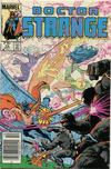 Cover for Doctor Strange (Marvel, 1974 series) #73 [Canadian Newsstand Edition]