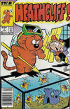 Cover for Heathcliff (Marvel, 1985 series) #1 [Newsstand Edition]