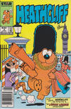 Cover for Heathcliff (Marvel, 1985 series) #3 [Newsstand Edition]