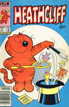 Cover for Heathcliff (Marvel, 1985 series) #4 [Newsstand Edition]