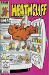 Cover for Heathcliff (Marvel, 1985 series) #5 [Direct Edition]