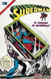 Cover for Supermán (Editorial Novaro, 1952 series) #982