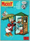Cover for Le Journal de Mickey (Disney Hachette Presse, 1952 series) #733
