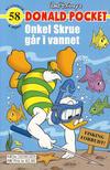 Cover for Donald Pocket (Hjemmet / Egmont, 1968 series) #58 - Onkel Skrue går i vannet [4. utgave bc 0239 025]