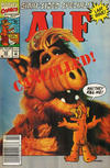 Cover for ALF (Marvel, 1988 series) #50 [Newsstand Edition]