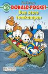 Cover Thumbnail for Donald Pocket (1968 series) #66 - Den store femkampen [4. utgave bc 0239 026]