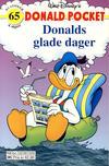 Cover Thumbnail for Donald Pocket (1968 series) #65 - Donalds glade dager [4. utgave bc 0239 026]