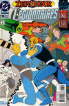 Cover for Legionnaires (DC, 1993 series) #18 [Second Printing]