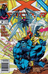 Cover Thumbnail for X-Factor (1986 series) #65 [Newsstand]
