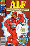 Cover for ALF (Marvel, 1988 series) #32 [Newsstand Edition]