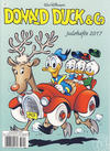 Cover for Donald Duck & Co julehefte (Hjemmet / Egmont, 1968 series) #2017
