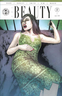 Cover Thumbnail for The Beauty (Image, 2015 series) #17 [Cover A]