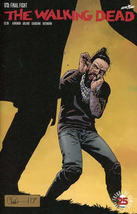 Cover Thumbnail for The Walking Dead (Image, 2003 series) #173