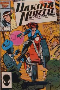 Cover Thumbnail for Dakota North (Marvel, 1986 series) #1 [Direct]