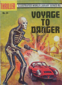 Cover Thumbnail for Thriller Illustrated World Library (World Distributors, 1965 ? series) #54