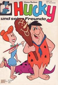 Cover Thumbnail for Hucky (Tessloff, 1963 series) #44