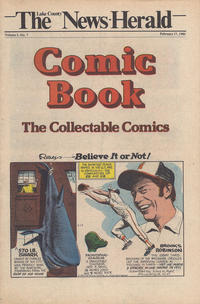 Cover Thumbnail for The News Herald Comic Book the Collectable Comics (Lake County News Herald, 1978 series) #v3#7