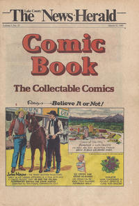 Cover Thumbnail for The News Herald Comic Book the Collectable Comics (Lake County News Herald, 1978 series) #v3#12