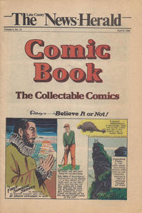 Cover Thumbnail for The News Herald Comic Book the Collectable Comics (Lake County News Herald, 1978 series) #v3#14