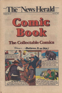 Cover Thumbnail for The News Herald Comic Book the Collectable Comics (Lake County News Herald, 1978 series) #v3#16