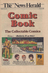 Cover Thumbnail for The News Herald Comic Book the Collectable Comics (Lake County News Herald, 1978 series) #v3#20