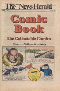 Cover Thumbnail for The News Herald Comic Book the Collectable Comics (Lake County News Herald, 1978 series) #v3#21