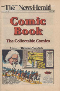 Cover Thumbnail for The News Herald Comic Book the Collectable Comics (Lake County News Herald, 1978 series) #v3#23
