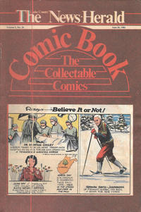 Cover Thumbnail for The News Herald Comic Book the Collectable Comics (Lake County News Herald, 1978 series) #v3#26