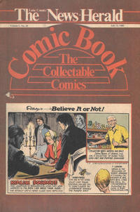 Cover Thumbnail for The News Herald Comic Book the Collectable Comics (Lake County News Herald, 1978 series) #v3#28