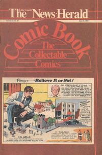 Cover Thumbnail for The News Herald Comic Book the Collectable Comics (Lake County News Herald, 1978 series) #v3#29