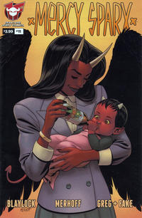 Cover Thumbnail for Mercy Sparx (Devil's Due Publishing, 2013 series) #11